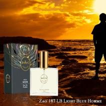 Zag 187 LB Light Blue Homme