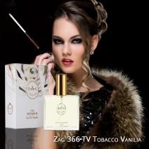 Zag 366 TV Tabacco Vanilia