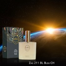 Zag 211 BL Bleu CH