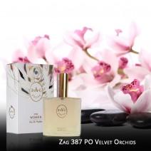 Zag 387 PO Velvet Orchids