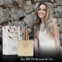 Zag 392 YO Because of you