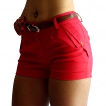 Панталони в червено